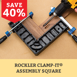 Clamp-It Assembly Square