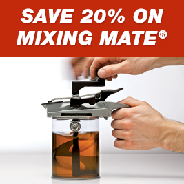 20% Off Rockler Mixing Mate