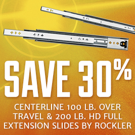 Save on centerline