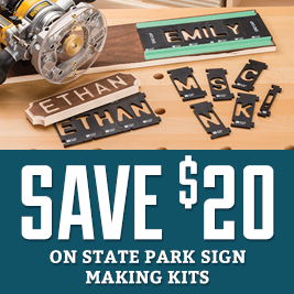 Save on Sign Making Kits