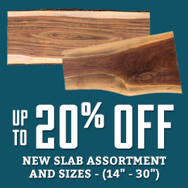 Save on New SLabs