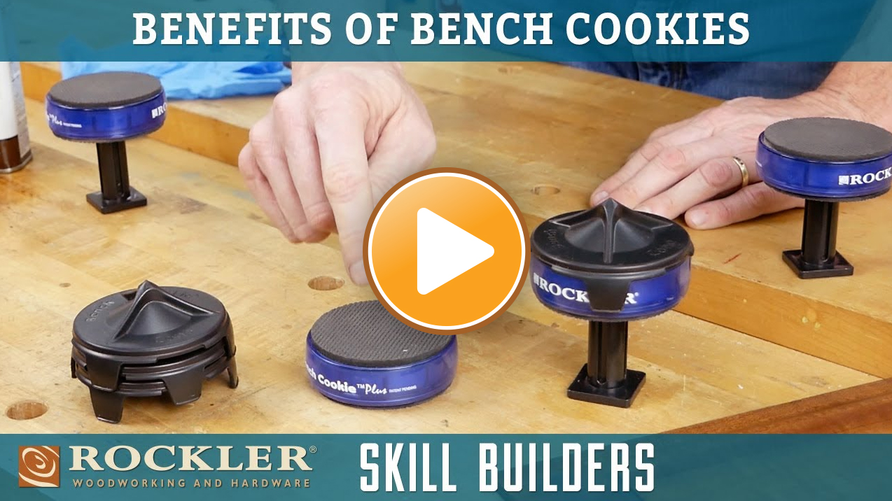 You Can Do A Lot With Bench Cookies