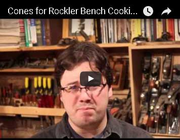 Cones for Rockler Bench Cookie Plus Review by Stumpy Nubs