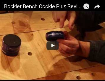Rockler Bench Cookie Plus Review by Stumpy Nubs