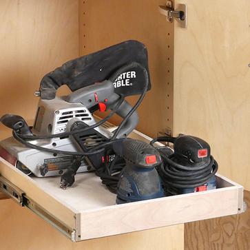 Quick fixes & cabinet upgrades