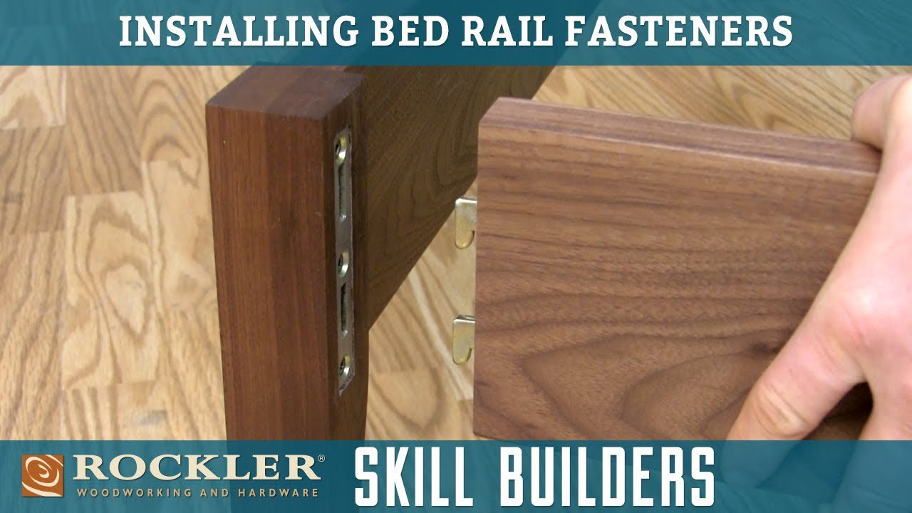 How to Install Bed Rail Fastener Brackets