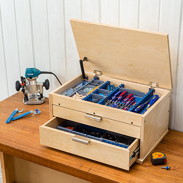 Tool Chest Plan