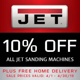 Jet Sanding Sale