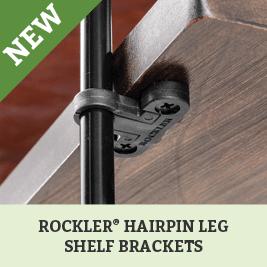 Hairpin Leg Shelf Bracket