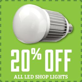 Save on LED Lights