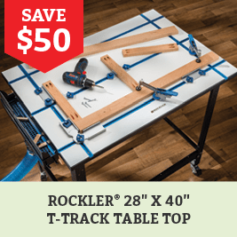 T-Track Table