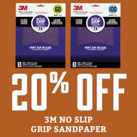 Sandpaper Sale