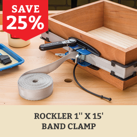 Rockler Band Clamp