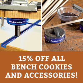Bench Cookie Sale