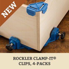 Clamp It Clips
