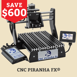 CNC Piranha