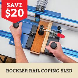 Rail Coping Sled