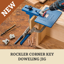 Corner Key Dowling Jig