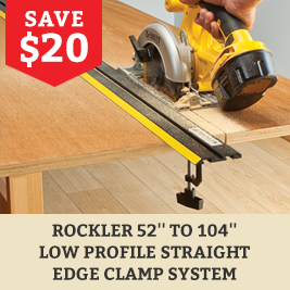 Save on this clamp system