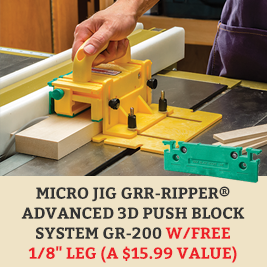 Micro Jig System
