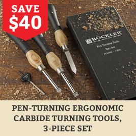 Carbide Pen Tool Set