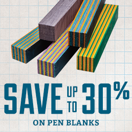 Save on Pen blanks