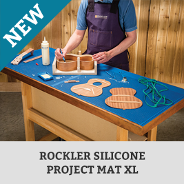 Silicone Project Mat XL