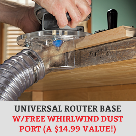 Universal Router Base