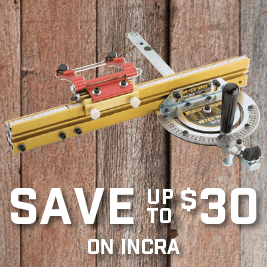 Save Up To $30 on INCRA