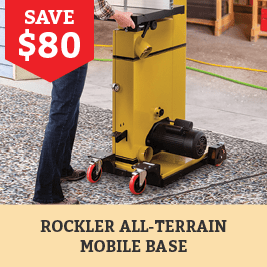 Save $80 on All terrain base