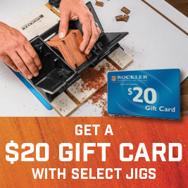 Gift Card with Jigs