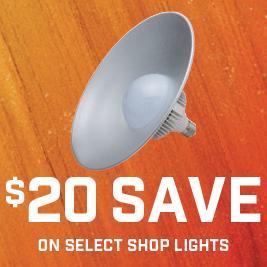 shop light sale