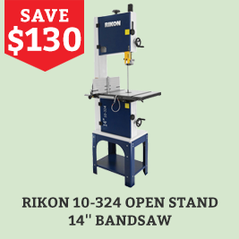 Rikon Open Stand