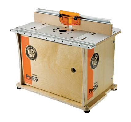 Router Table - Packages