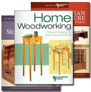 Woodworkers Journal Books