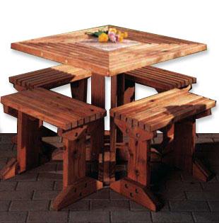 Shop Woodworker's Journal Outdoor Plans