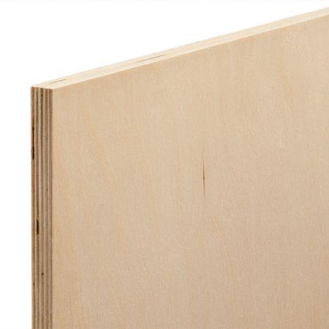 Sheet of half inch baltic birch plywood