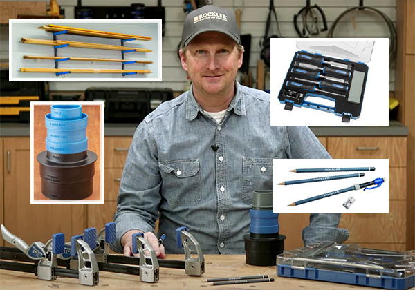 dan with 5 new tools