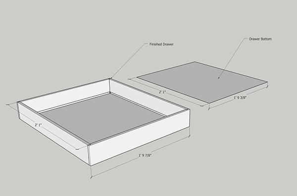 drawer illustration