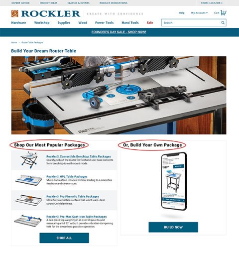 router-table-packages
