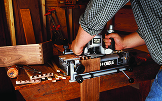 Cutting-Dovetail-Angles
