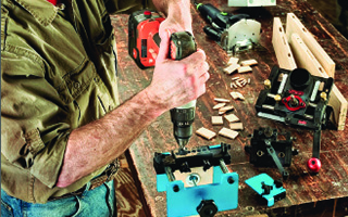 Tools for cutting loose tenon joinery