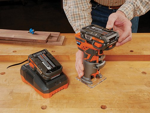 cordless compare routers with batteries