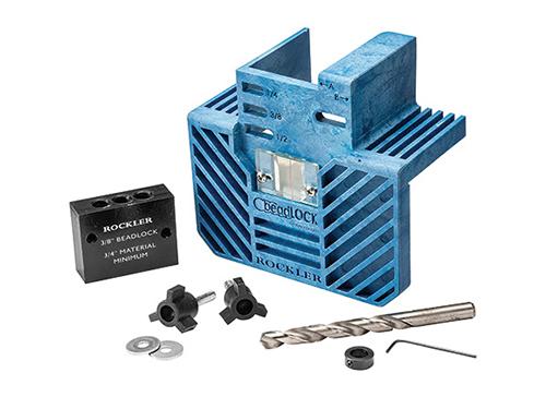 Rockler beadlock pro joinery jig kit