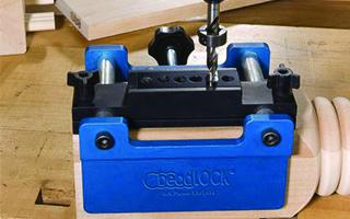 Rockler beadlock pro joinery kit