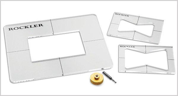 bow tie inlay starter kit