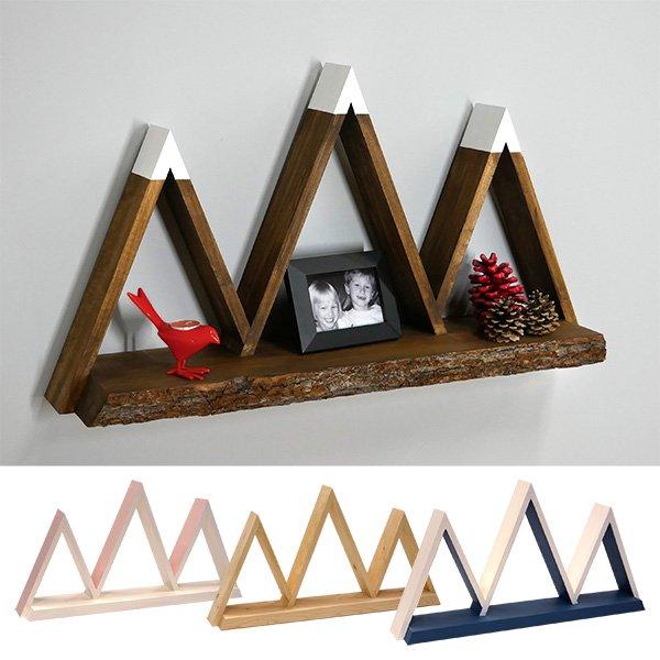 floating mountain shelf