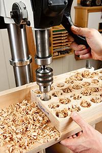 Testing drill presses