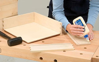 rockler custom drawer program