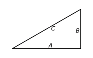three sided triangle